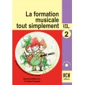 CD volume 2 La Formation Musicale