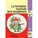 CD volume 2 La Formation Musicale