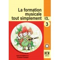 CD volume 3 La Formation Musicale