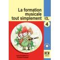 CD volume 4 La Formation Musicale