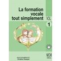 CD volume 1 La Formation Vocale
